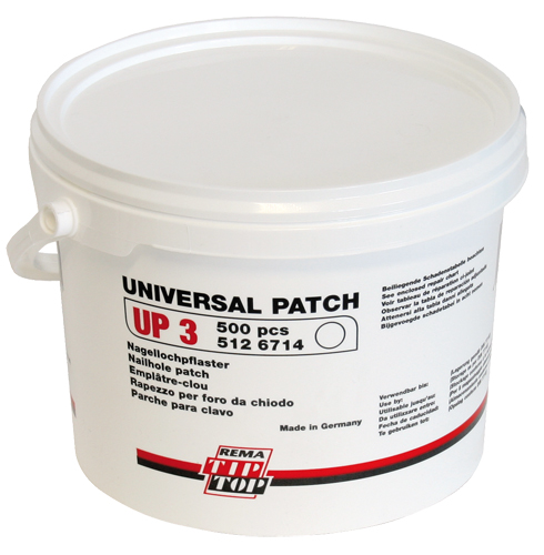 Universal Patch 3 Packaging